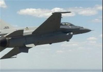 سقوط یک فروند جنگنده اف-۱۶ نیروی هوایی آمریکا