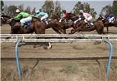 هفته چهارم مسابقات اسبدوانی تابستانه کشور در بندرترکمن برگزار شد