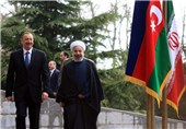 Azeri President in Iran for Talks
