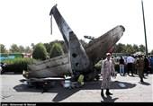 هویت جانباختگان سقوط هواپیمای تهران-طبس اعلام نشده است