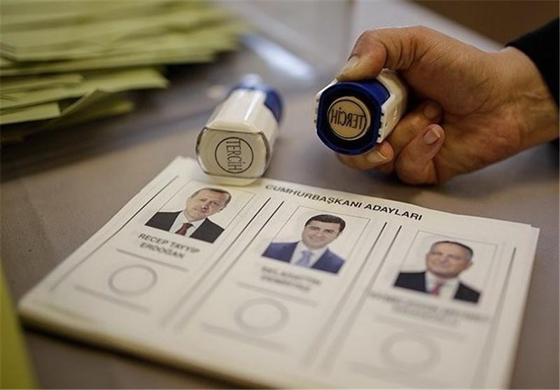 اردوغان یفوز برئاسة ترکیا فی اول انتخابات بالاقتراع المباشر