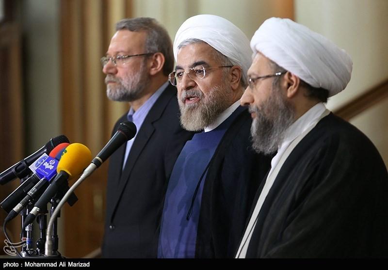 نشست سران قوا به میزبانی مجلس شورای اسلامی