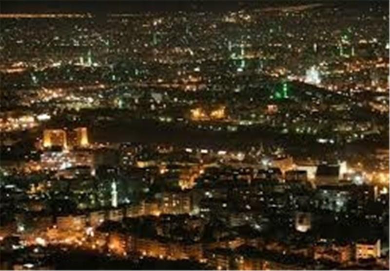مراسل تسنیم ینفی حدوث انفجار فی العاصمة السوریة دمشق