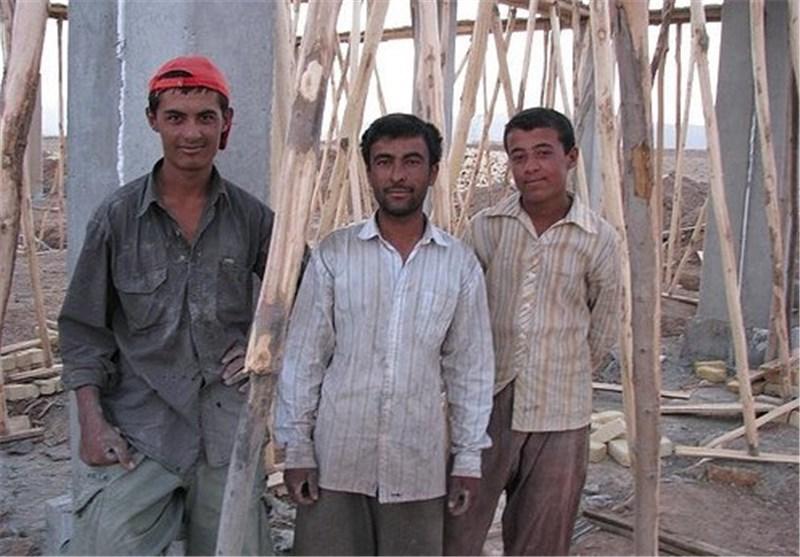کارگران افغانی
