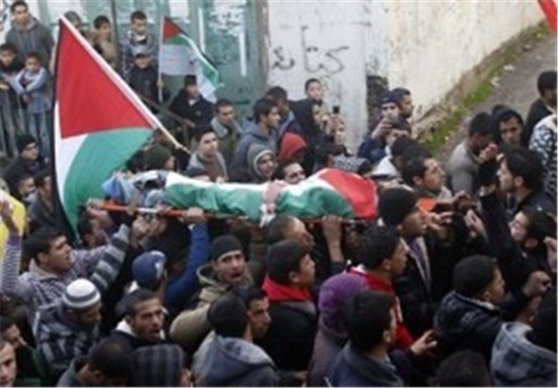 استشهاد فلسطینی واصابة اخرین فی اعتداءات صهیونیة الیوم بالضفة الغربیة