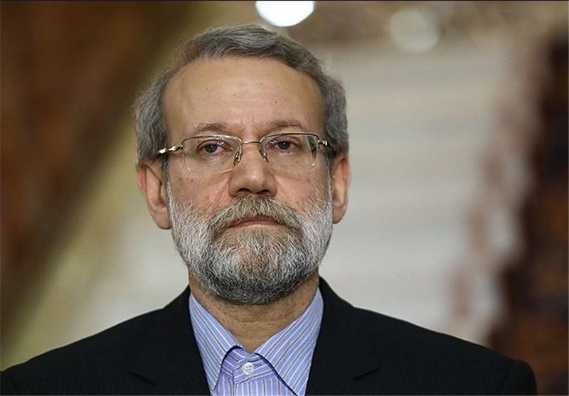 لاریجانی : الاقتصاد والاعمار من أهم أولویات البلاد