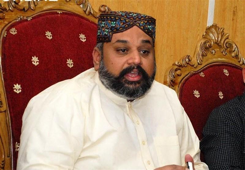 صاحبزاده حامد رضا پاکستان