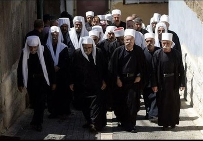 دروز فلسطین : کل من یرتدی الزی العسکری «الإسرائیلی» هو جندی احتلال + بالفیدیو