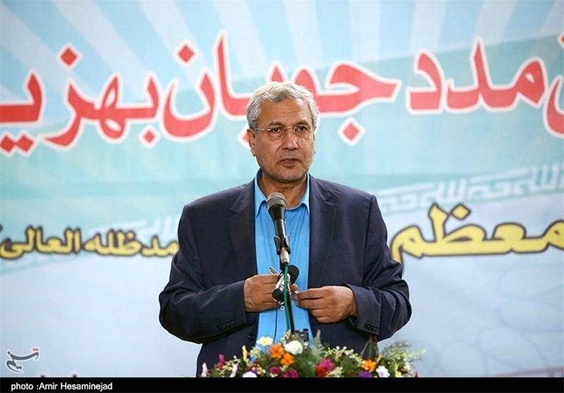 علی ربیعی وزیر تعاون
