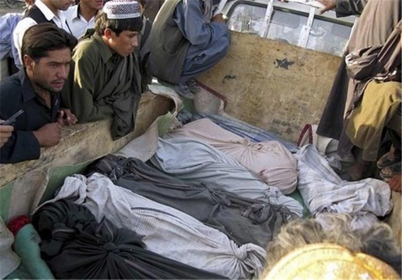 کشتار غیرنظامیان افغان