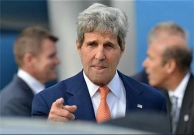 کری: از همه کشورها از جمله ایران میخواهیم به ایفای نقش در مقابله با داعش بپردازند