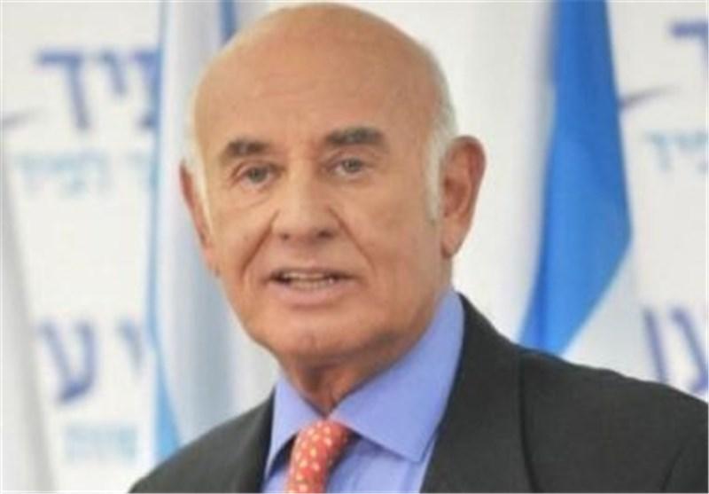 وزير المعارف والتكنولوجيا الصهیوني يعقوب بيرى