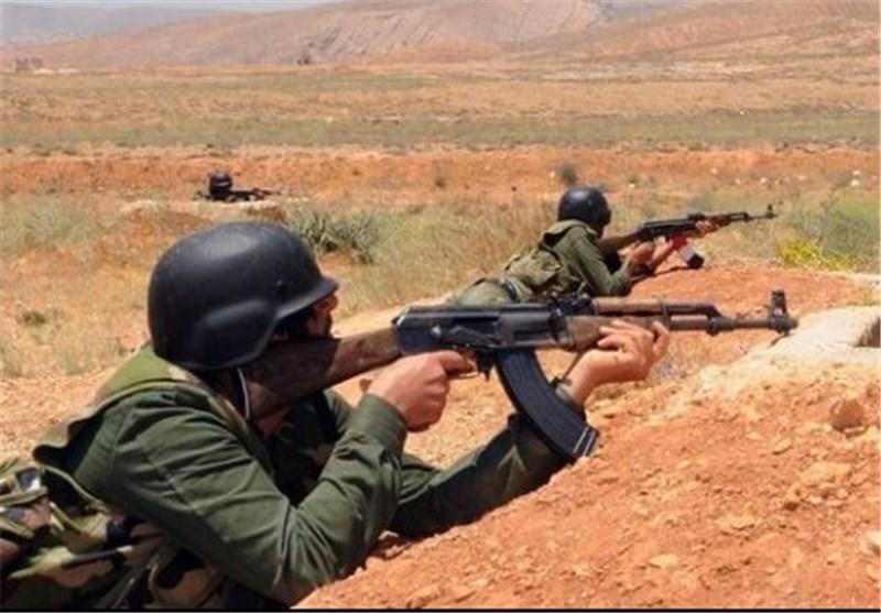 """اشتباکات عنیفة فی حمص والجیش السوری یقضی على أعداد من إرهابیی """"داعش"""" بریف تدمر"""