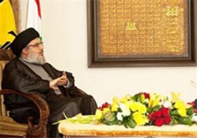 نصرالله: اولویت حزبالله جلوگیری از انتقال ناامنی به لبنان و تقویت وحدت ملی است