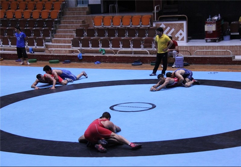 Iran Freestyle Wrestlers Win Veterans World Championships