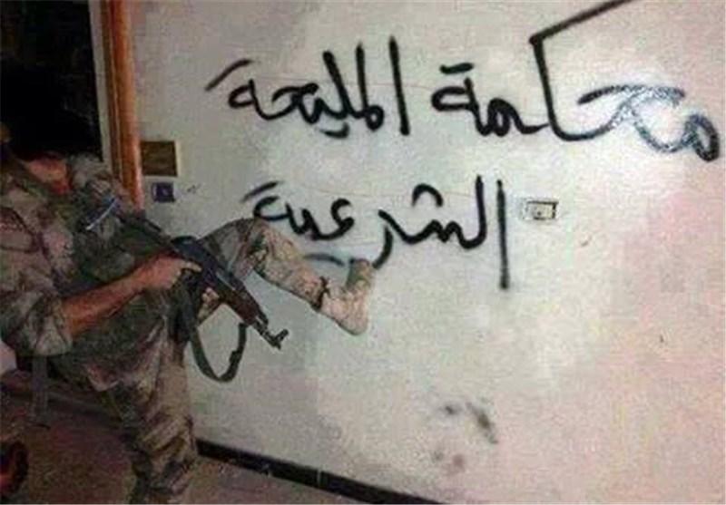 """""""الملیحة"""" أقوى حصون المجموعات الإرهابیة بریف دمشق تسقط بید الجیش السوری"""