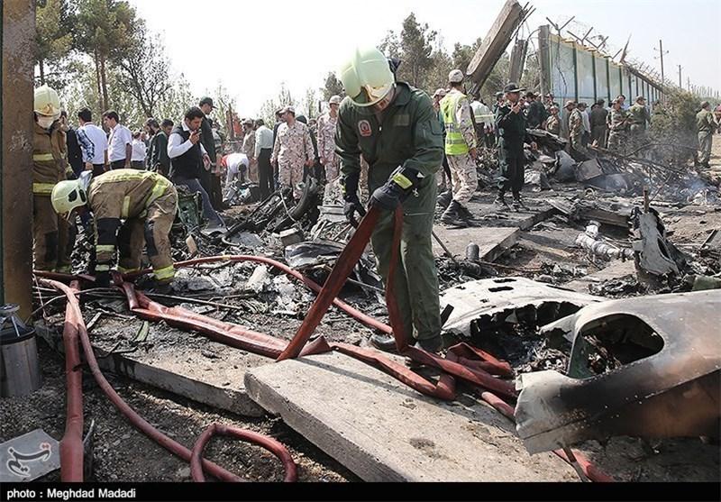 Ukrainian Experts in Iran to Decode Plane Crash Data