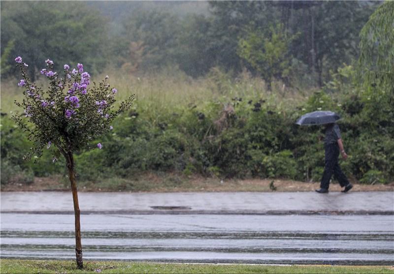 بارندگی گرگان