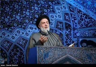 صلاة الجمعة فی طهران