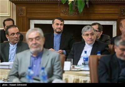 ملتقی رؤساء البعثات السیاسیة للجمهوریة الاسلامیة الایرانیة فی الخارج