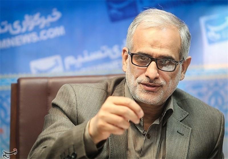 علیرضا جزینی قائم مقام ستاد مبارزه با مواد مخدر