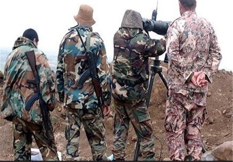 """الجیش السوری یمشط الحدود اللبنانیة من ناحیة """"جرود القلمون"""""""