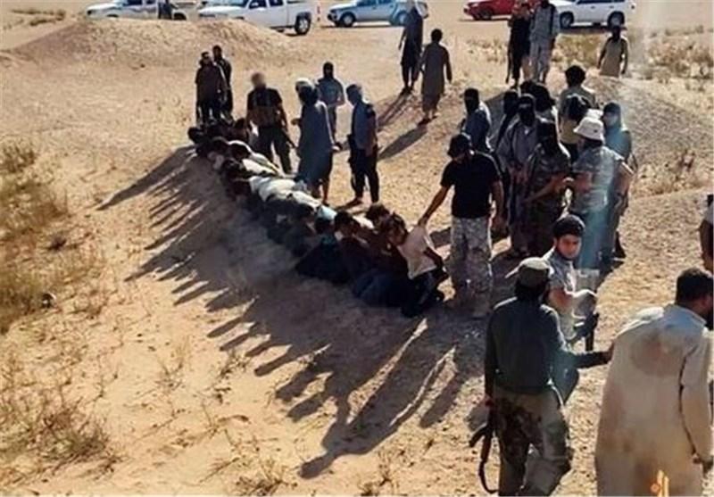 """""""داعش"""" ترتکب مجزرة مروعة بعشیرة """"الشعیطات"""" بمحافظة دیر الزور شمال شرق سوریا"""