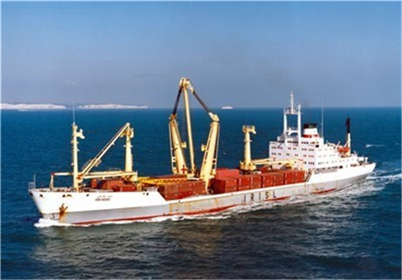رئیس منظمة الملاحة البحریة: ثانی سفینة تجاریة تایوانیة رست فی موانىء ایران الاسلامیة