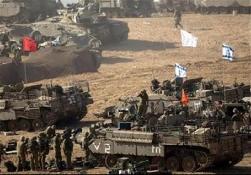 قوات اسرائيلية