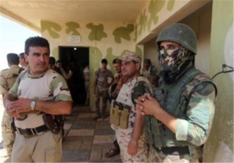 القوى الأمنیة والعشائر العراقیة تستعید السیطرة على مصفی حدیثة بمحافظة الأنبار