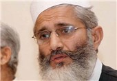 انتقاد تند سراج الحق از دولت عمران خان