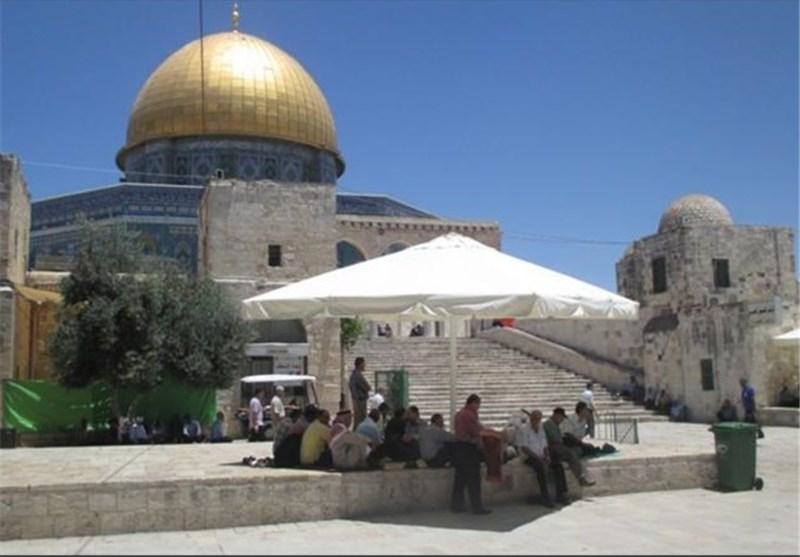 «إسرائیل» شرعت فعلیاً بتقسیم المسجد الأقصى بعد أن حشدت مزیداً من قواتها تمهیداً لذلک