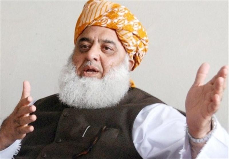 مولانا فضل الرحمان پاکستان