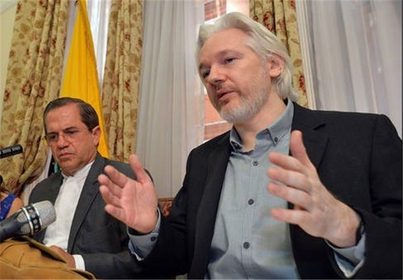 Assange Welcome in Ecuador Embassy 'as Long as Necessary'