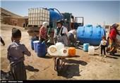 کمبود آب در زنجان