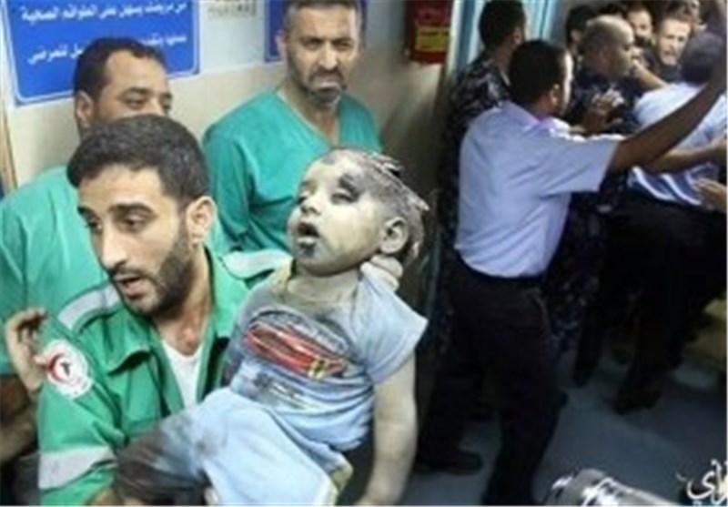 469 Gaza Children Killed, over 370,000 Need Psychosocial Aid: UNICEF