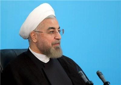 President Hojatoleslam Hassan Rohani