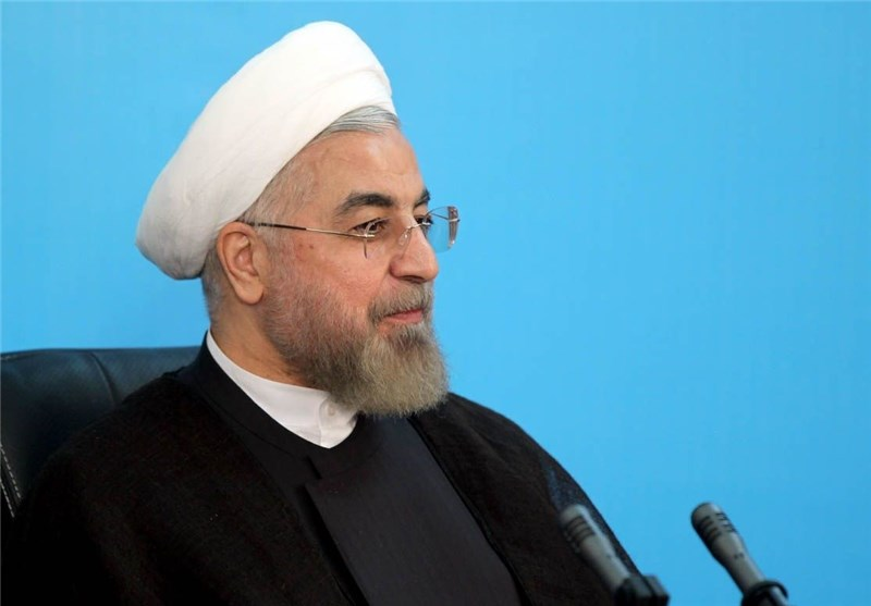 President Rouhani: Iran Ready to Help Countries in Fighting Terrorism