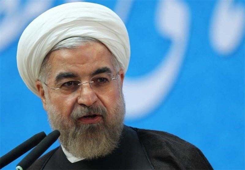 حجت الاسلام حسن روحانی رئیسجمهور