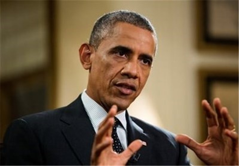 اوباما: الخلافات لاتزال عمیقة ولاننسق مع طهران فی القتال ضد داعش
