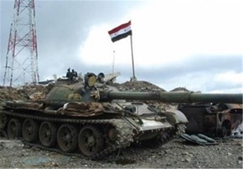 تحریر مخطوفین فی حمص وتسویة أوضاع 71 مسلحاً والجیش السوری یدمر مقرات للإرهابیین