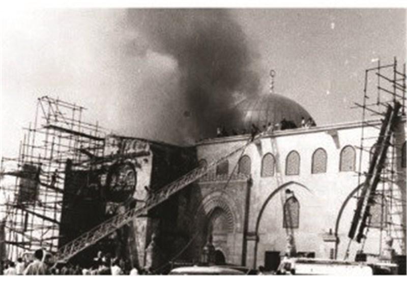 الوحشیة الصهیونیة .. من إحراق الأقصى الى جحیم غزة