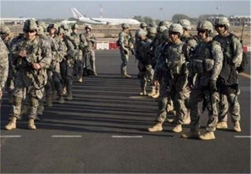 قوات أمریکا