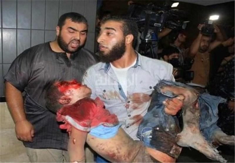 وزارة الصحة الفلسطینیة تدعو الى حقیق دولی فی استخدام أسلحة محرمة ضد غزة