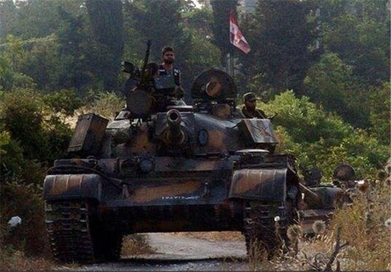 الجیش السوری یتقدم على محاور القتال فی الغوطة الشرقیة وهلاک أعداد کبیرة من الإرهابیین