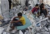 Gaza High-Rise Hit by Israeli Strikes