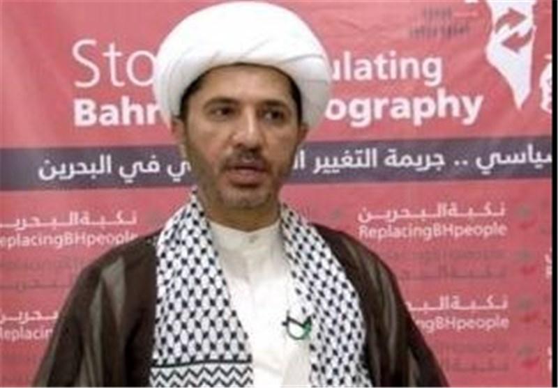 الشیخ علی سلمان: البحرین تنتزع وتحارب وتقتل بمشروع التجنیس الکارثی التدمیری