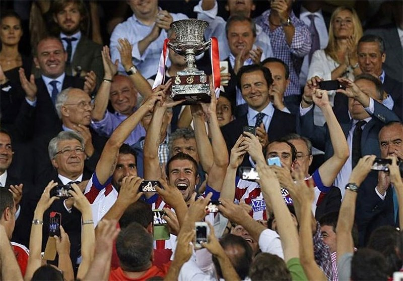 Atletico Madrid Lifts Spanish Super Cup
