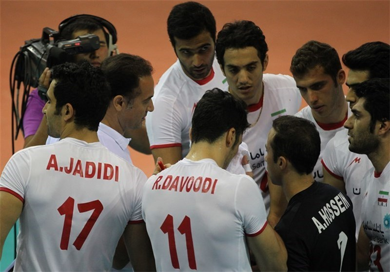 India Stuns Iran B in AVC Cup for Men