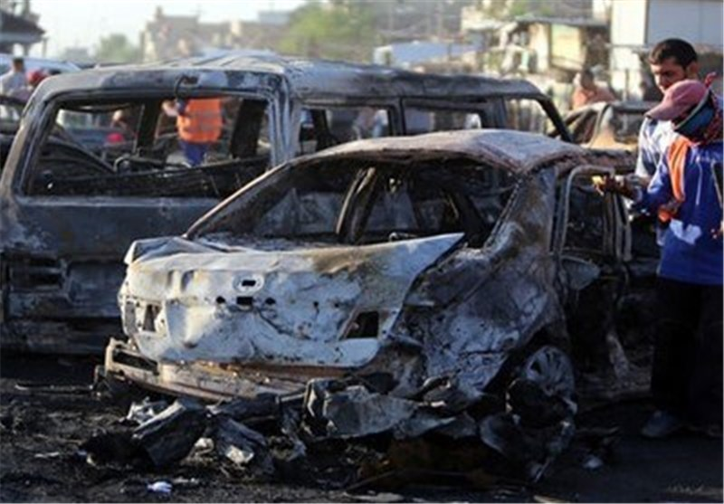 Car Bombs Kill 25 Near Iraq's Baquba, Anbar Police Chief Killed